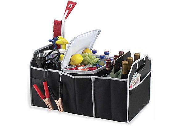 One Kings Lane - Gifts for Him - Trunk Organizer