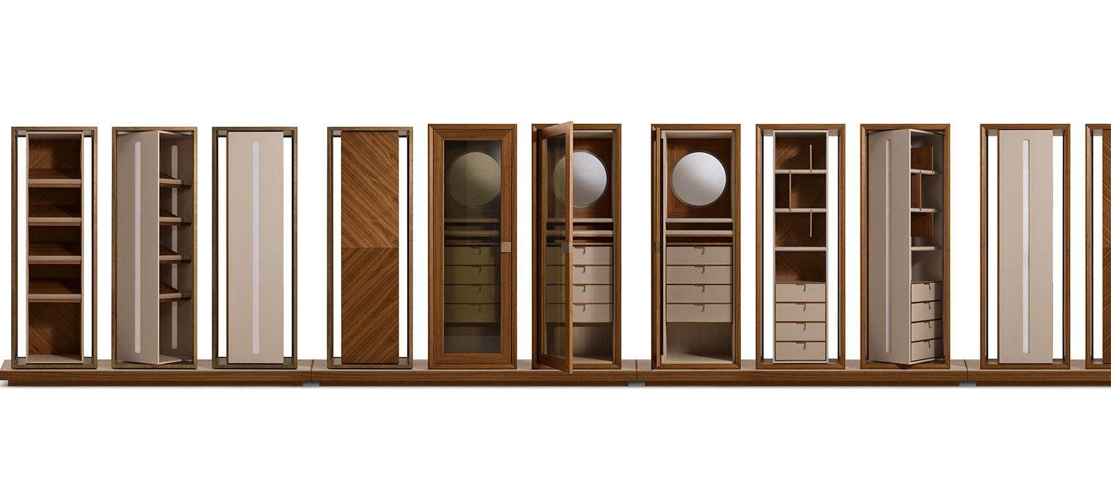 Town modular storage system Sideboard