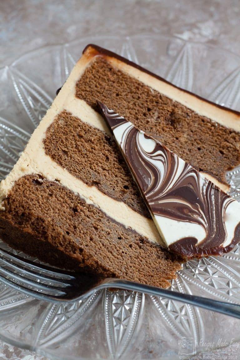 Mocha Drip Cake Recipe Drip cakes, Easy cake recipes