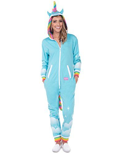 Tipsy Elves Womens Unicorn Onesie Cute Comfy Adult Unicorn Jumpsuit Small       AMAZON BEST BUY     OnesieCostumes aae774e9a