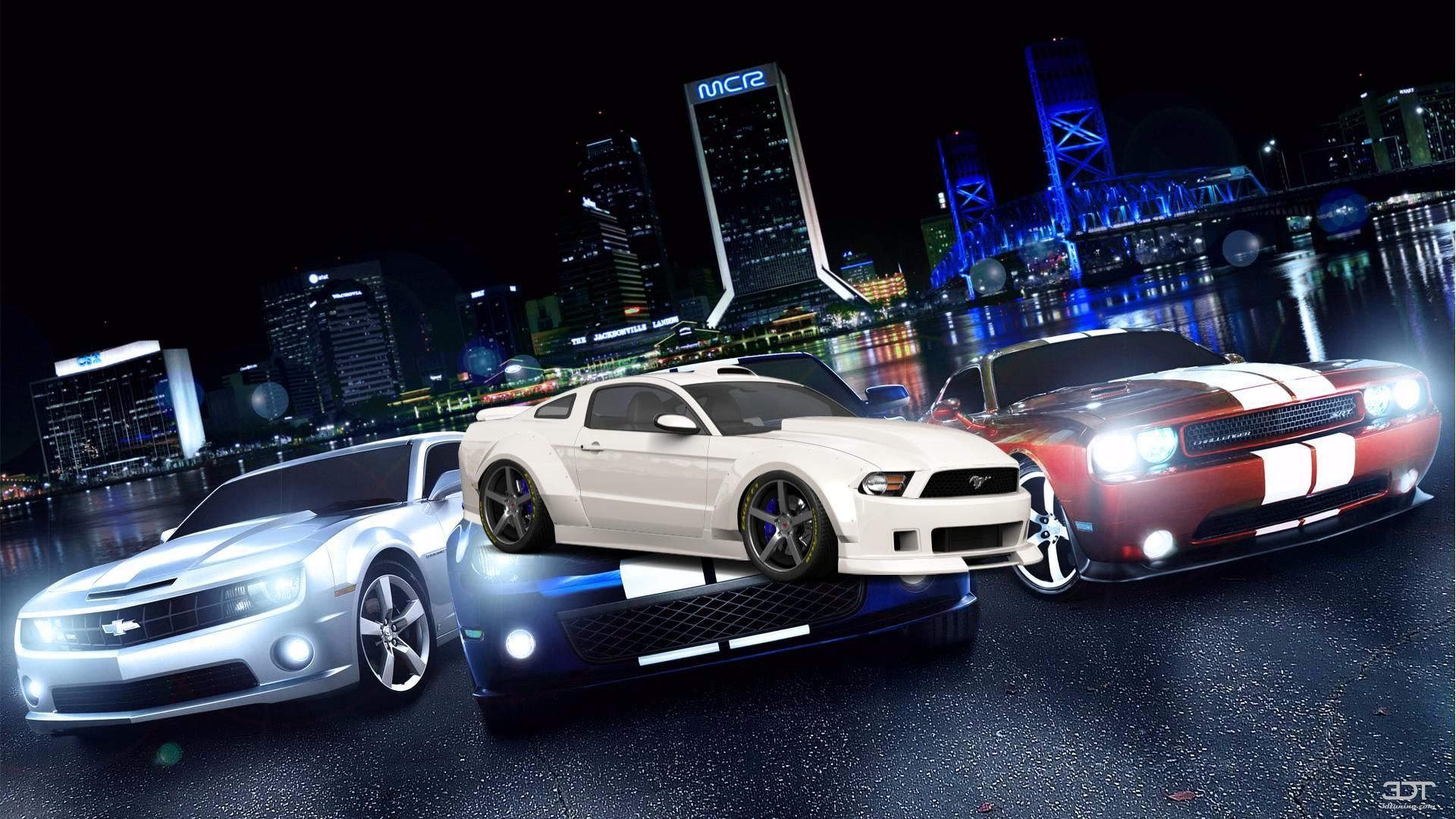 Come ti sembra il mio tuning ford mustang 2011 in 3dtuning 3dtuning