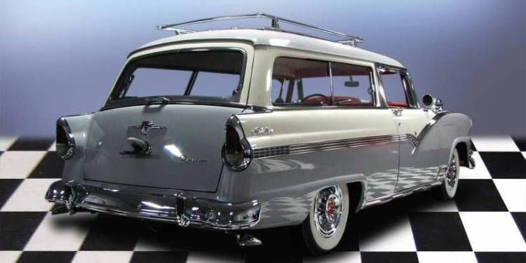 1956 Ford Parklane 2 Door Station Wagon Https Www Facebook Com Coolcarscovers Station Wagon Car Station Wagon