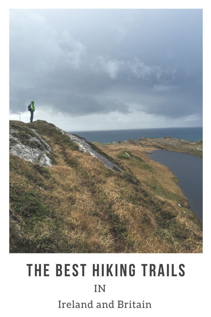 The Best of Britain and Ireland Hiking - Boots not Roots - http://bootsnotroots.com/ireland-britain-hiking/