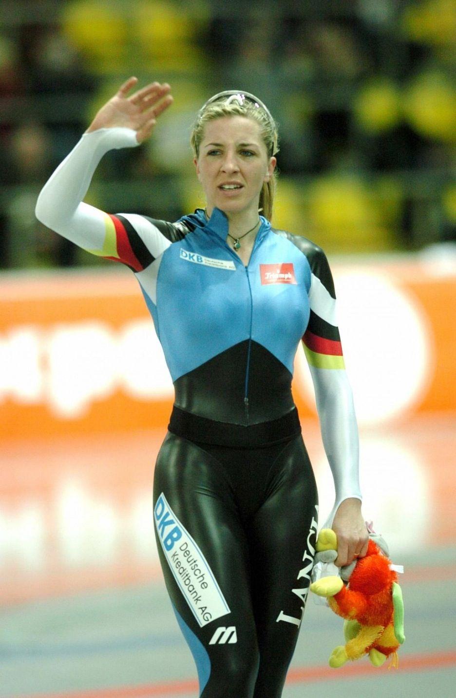 Anni Friesinger | Eisschnelllauf, Sportler, Schöne frauen