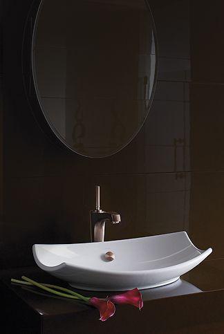 I Love This Style Of Vessel Sinks Kohler Bathroom Kohler