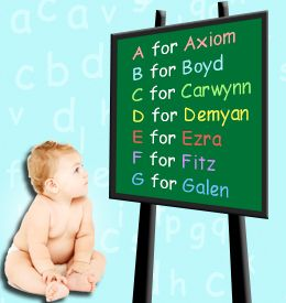 A Cool List Of Unique Boy Names That Are Beyond Adorable