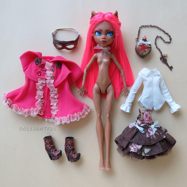 картинки халатиков для кукол мх