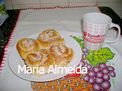 Fatias Hungaras ou CHINEQUINHO - Culinária-Receitas - Mauro Rebelo - Receita de familia ..ha muiito tempo que não fazia...adoroooo esses pãezinhos.