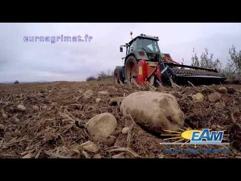 Enfouisseur MASSANO RSE300GD FENDT 312 vario sur MAIS DE SEMENCE
