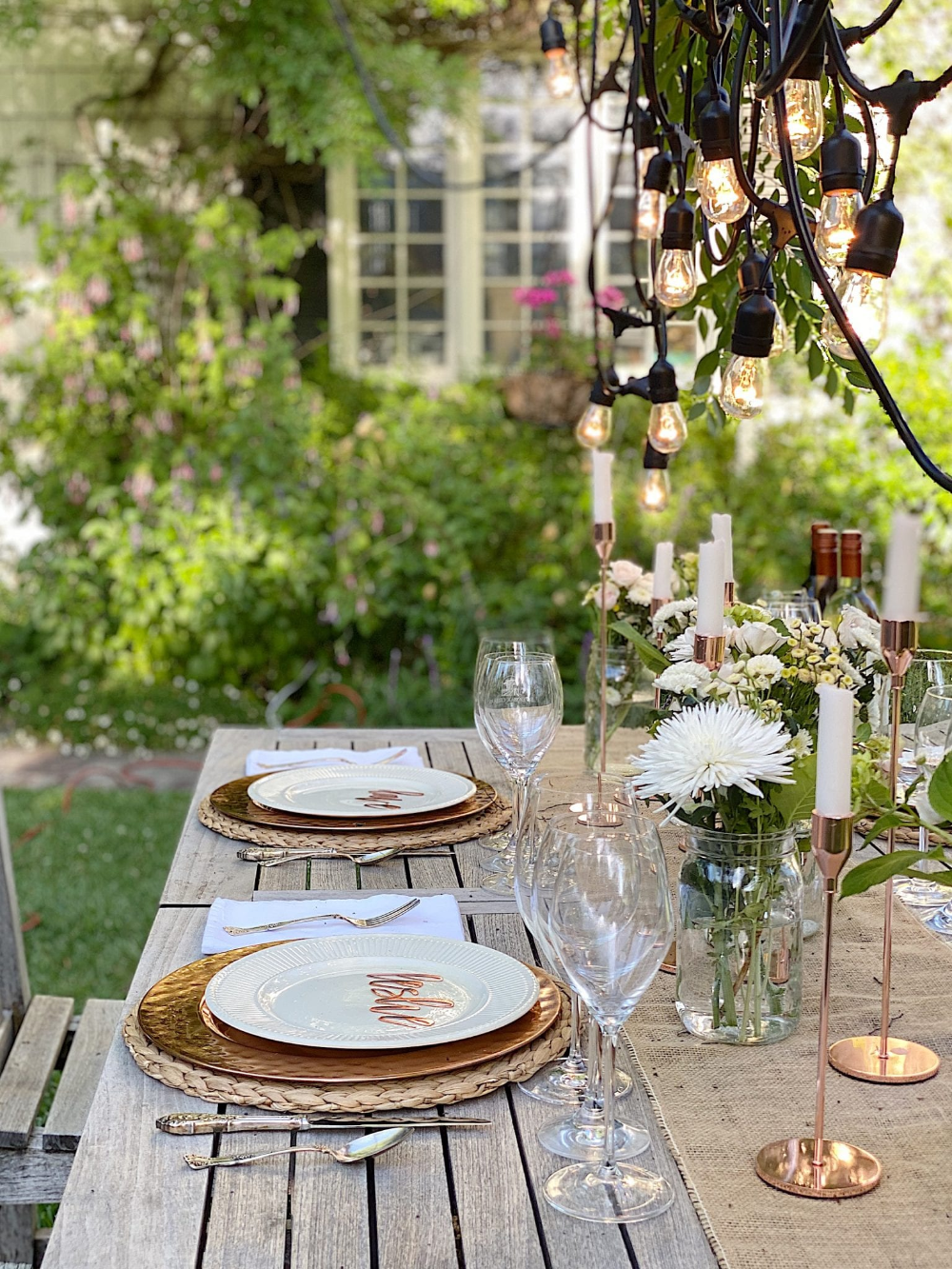How to Host a Dinner Party - Part Two - MY 100 YEAR OLD ...