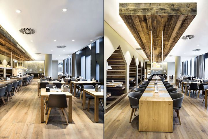 Interior Design Düsseldorf Sansibar By Breuninger Restaurant By Dittel | Architekten ...