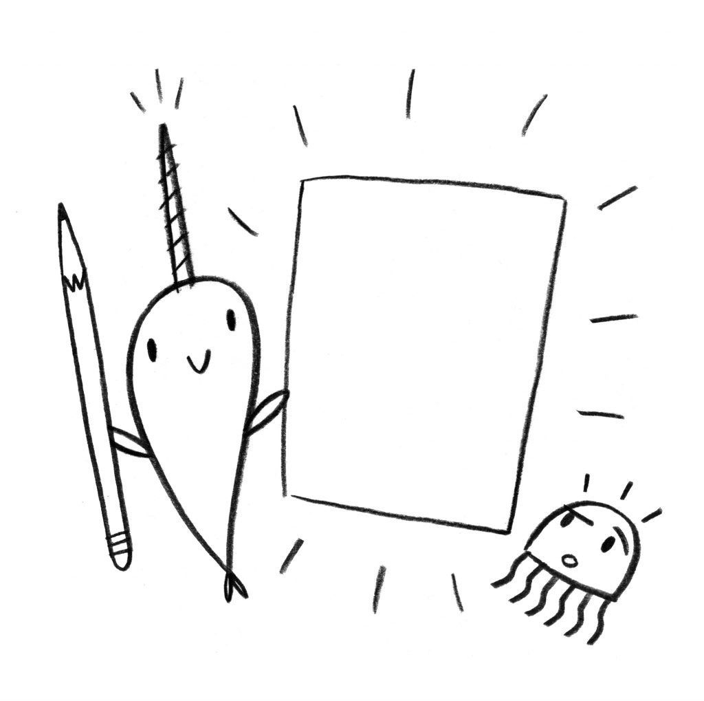 Narwhal Coloring Pages Coloring Pages For Kids Family Coloring
