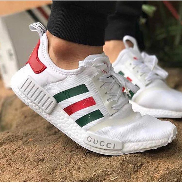 5521a837f7dd  adidas nmd  gucci Bape Shoes