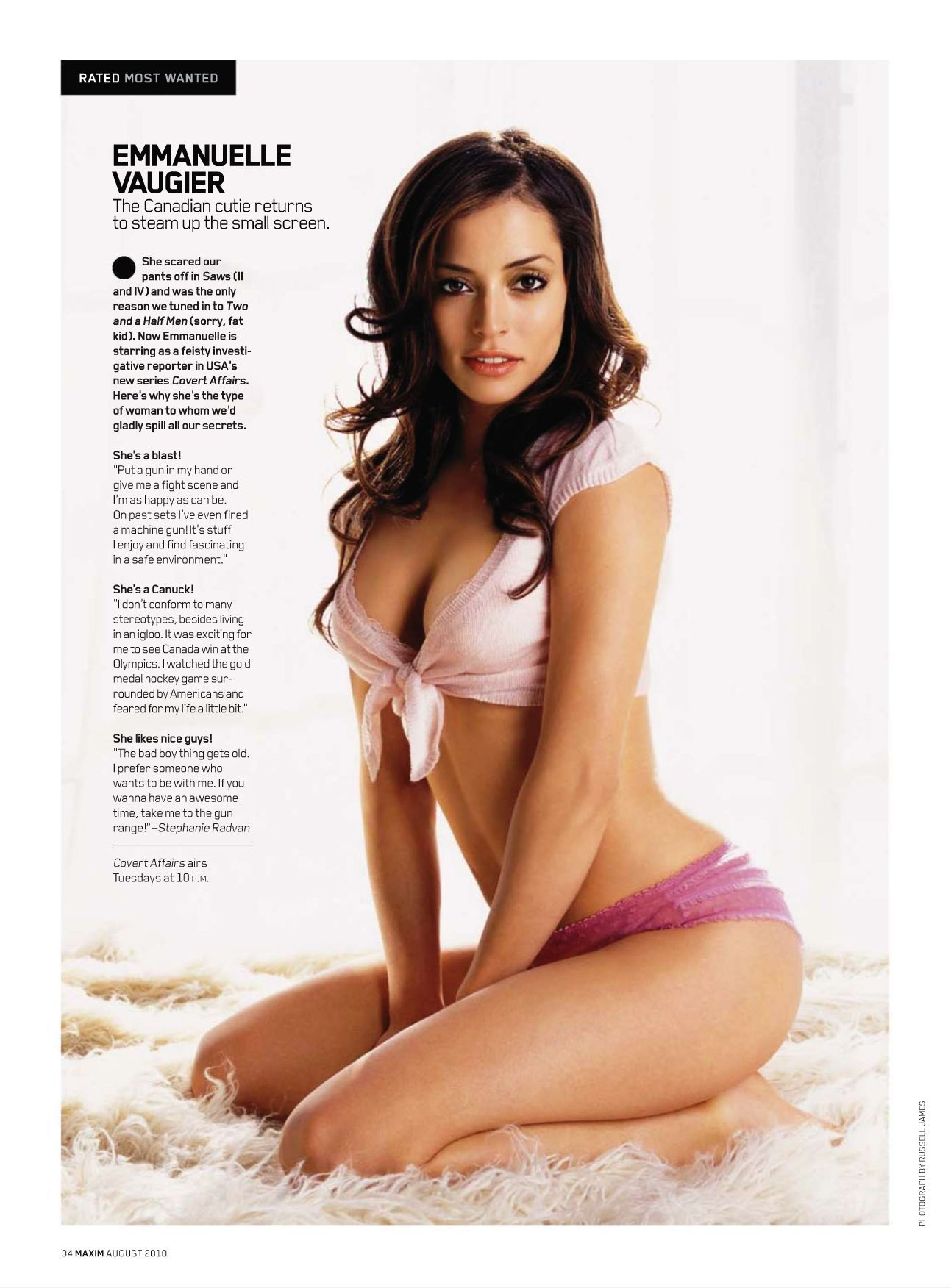 emmanuelle vaugier far cry