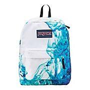 Buy Jansport® Superbreak Multi/Blue Drip Dye Polyester Backpack ...