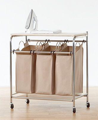 Hampers Everfresh Laundry Triple