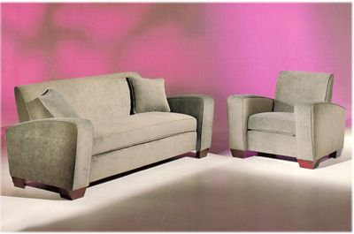 Flores Design St. Louis Contemporary Sofa