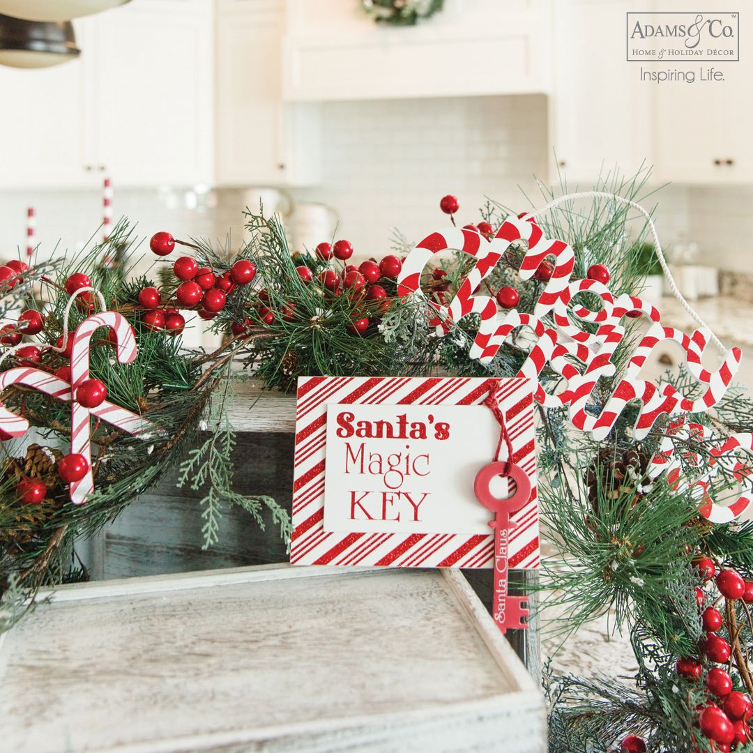 Candy Cane Lane Collection | Adams & Co. #Christmas # ...