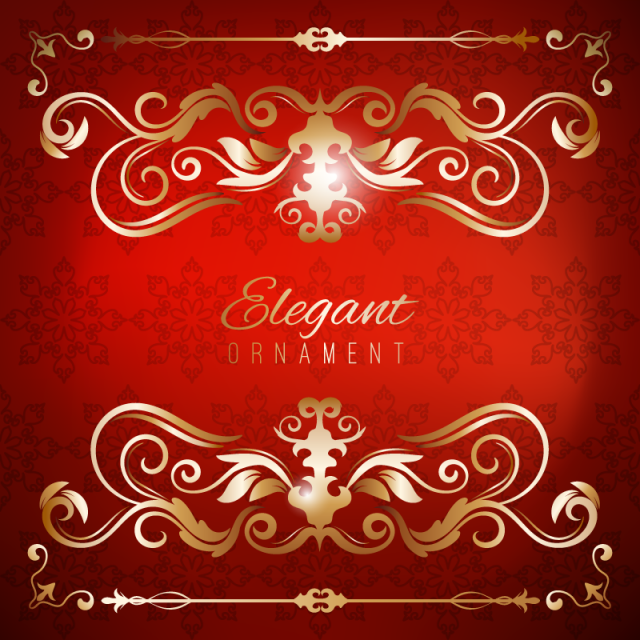 Vintage Invitation Card Red Luxury Background Vector And Png Logo Design Free Templates Logo Design Free Logo Design Template