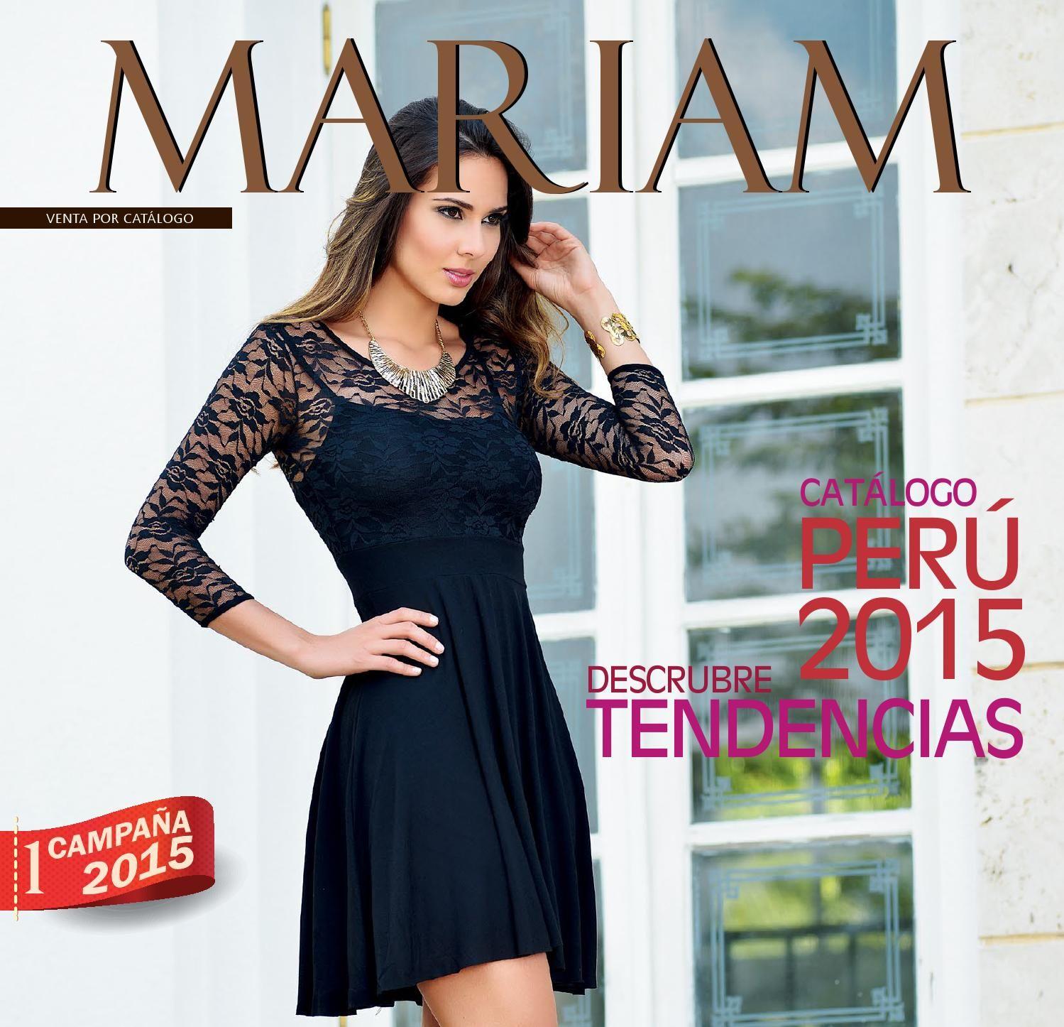 Catalogo Mariam Campana 01 15 Vestidos Negros Ropa Exclusiva Catalogos De Ropa