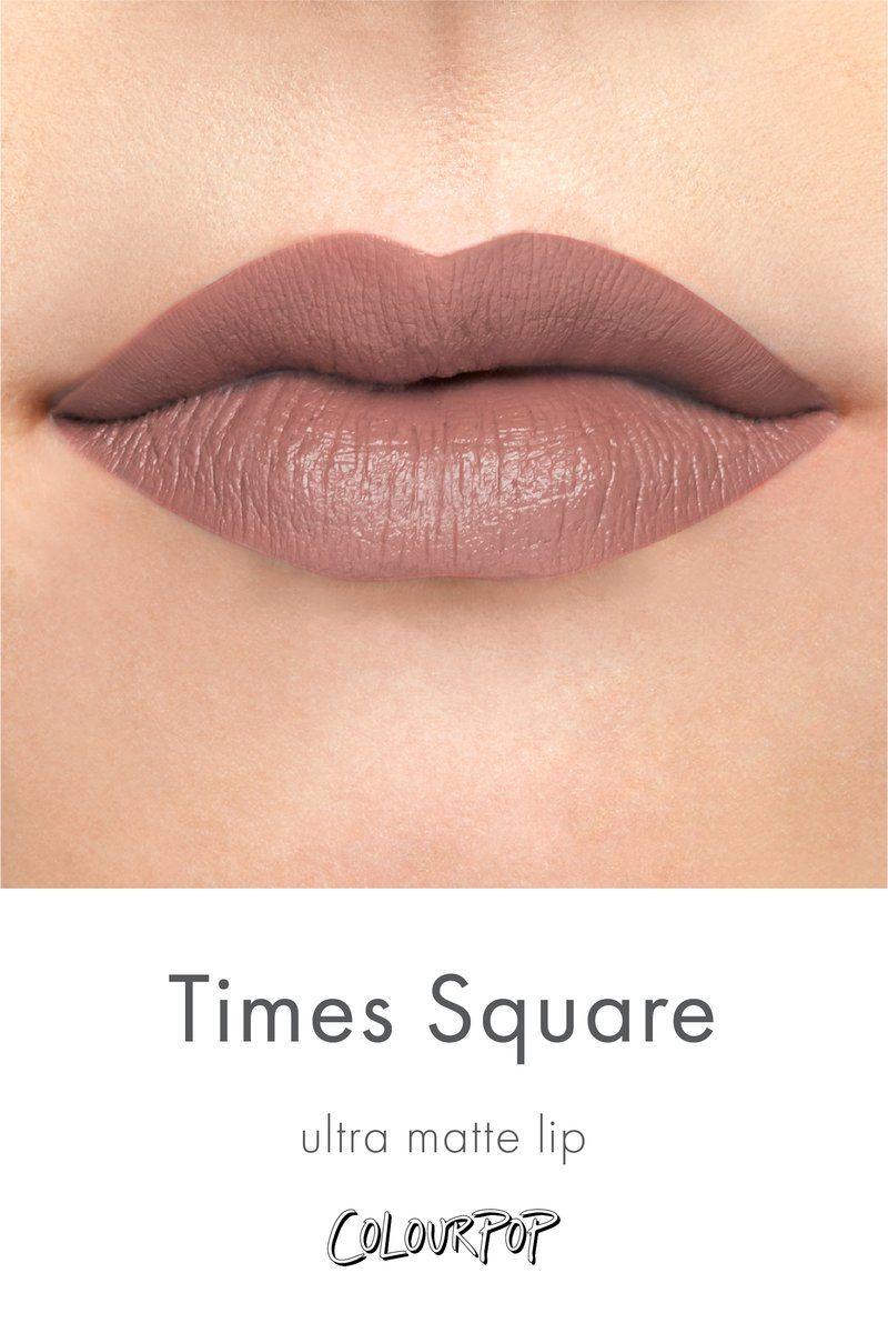 Times Square Matte Lipstick Brands Lipstick For Fair Skin