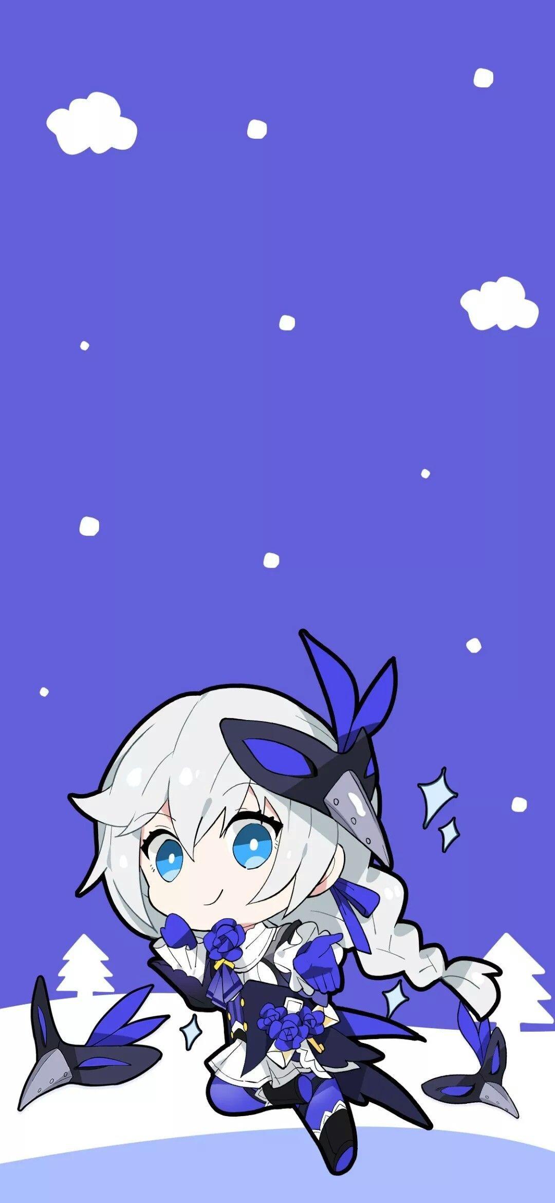Get Nice Anime Wallpaper IPhone Kawaii Kallan Kaslana in
