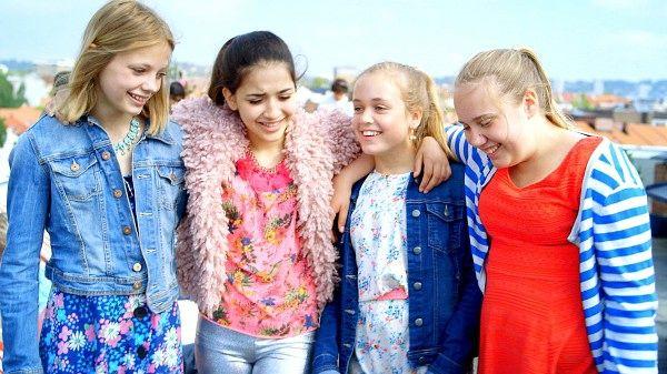 4 skuespillere sesong jenter Neste sommer