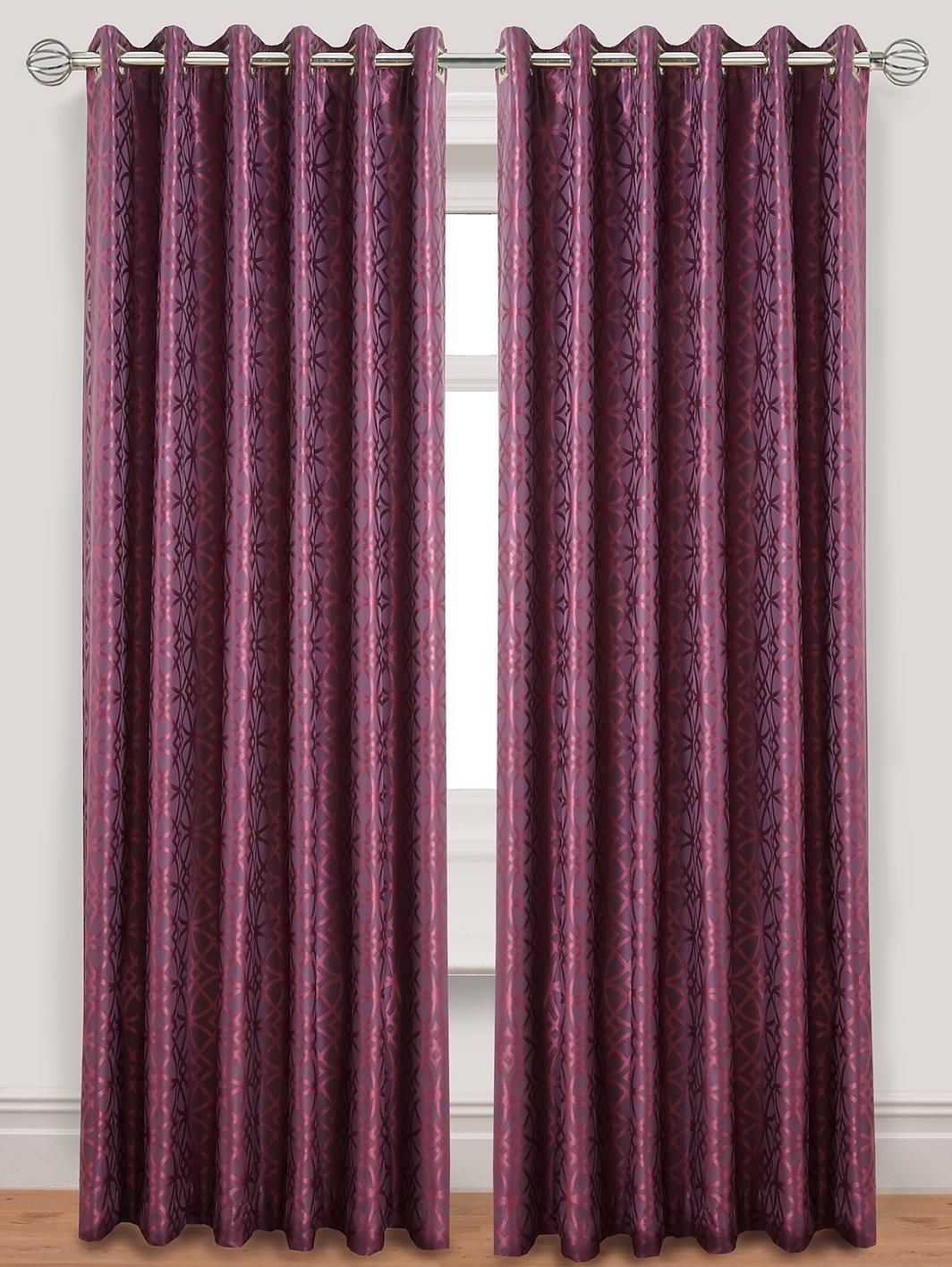Gloriental Jacquard Eyelet Curtains, http://www.littlewoods.com ...