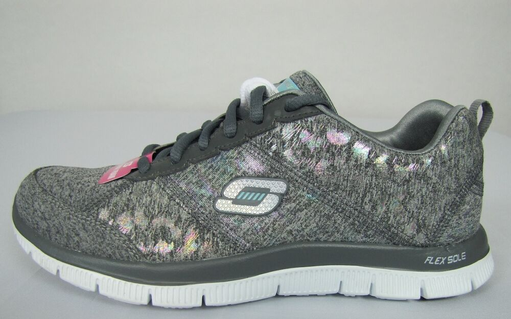 Skechers Womens Running Shoes Flex Appeal Hollywood Hills Size 7