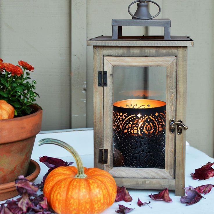 d5ff905b2aaaea3118dd4a9a21b1605c - Better Homes And Gardens Farmhouse Large Lantern Rustic Finish