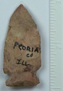 Archaic Indian projectile points sale | Indian artifacts