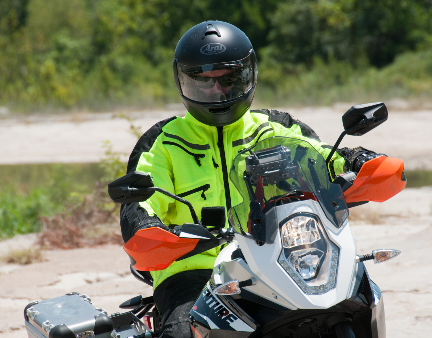 Every Day Is An Adventure With Firstgear Motorcycle Outfit Men Mesh Jacket