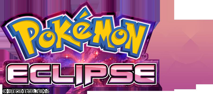 Pokemon Eclipse Logo By Deltheor On Deviantart Pokemon Pokemon Logo Eclipse