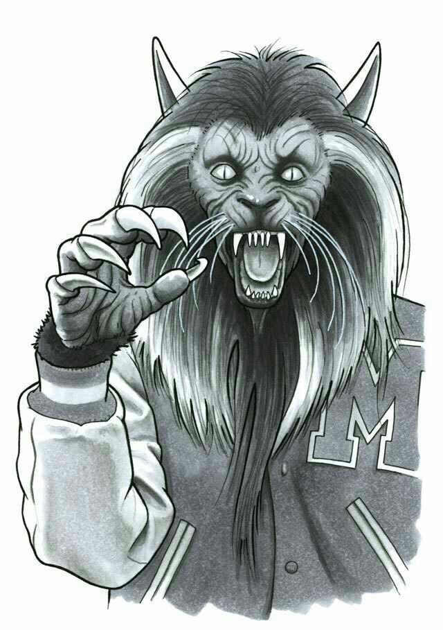 Werewolf Michael Jacksons Thriller Holloween Costume