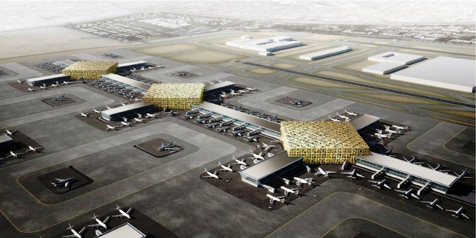 We're Not Designing Airports for People, Dubai Airports
