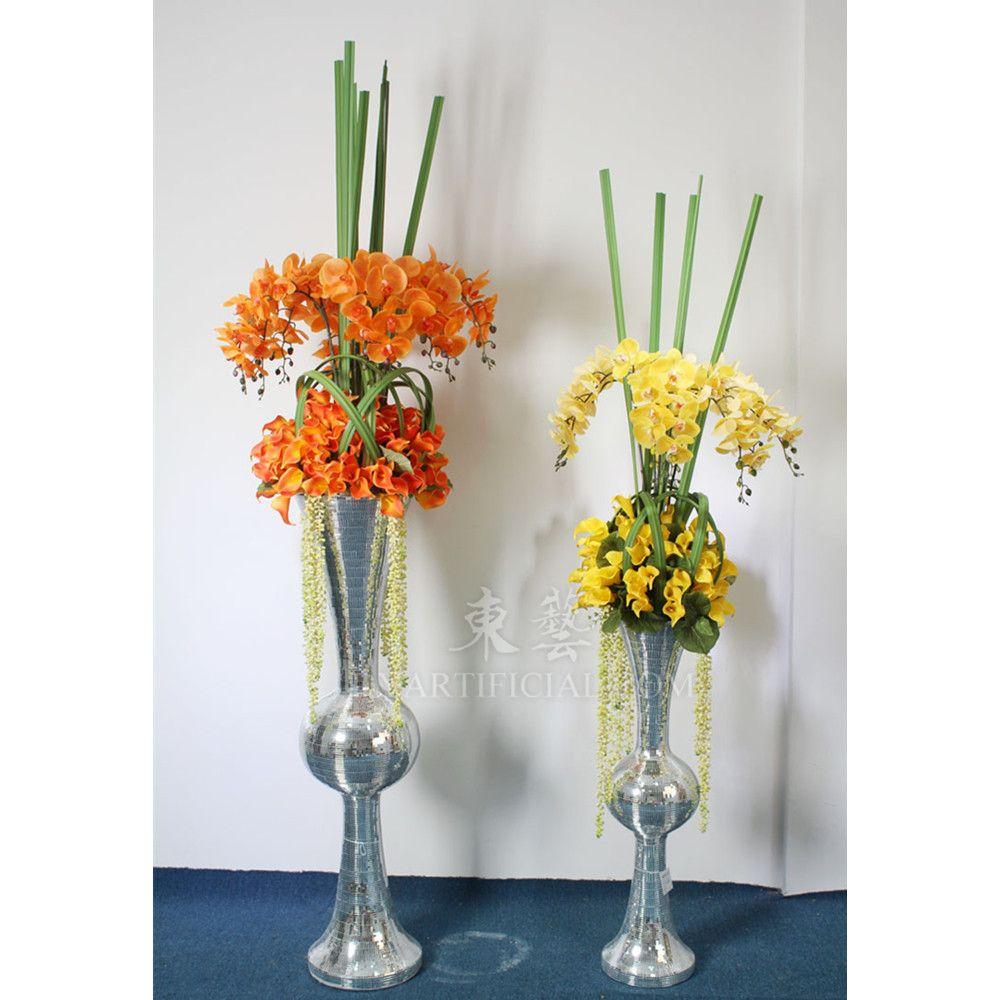 Qhy 23 Customized Artificial Flower Arrangement Flower Arrangement