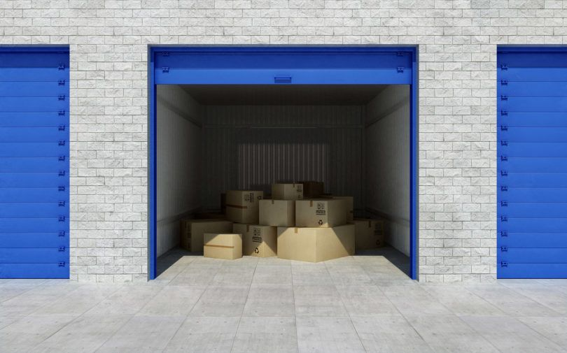 How To Organize A Self Storage Unit For Frequent Access Storage Unit Organization Self Storage Units Storage Unit Rental