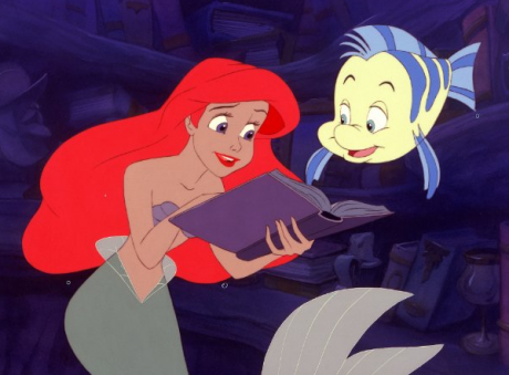 Image result for ariel reading