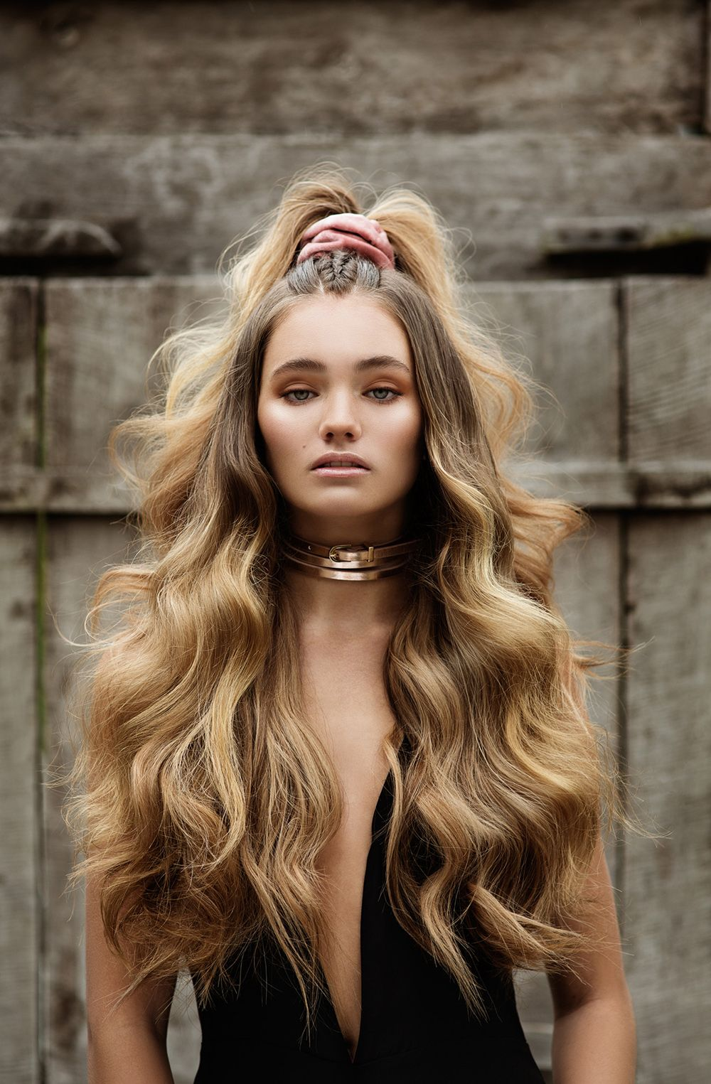 Pin by manhattan couture hair on ponytail hair pinterest