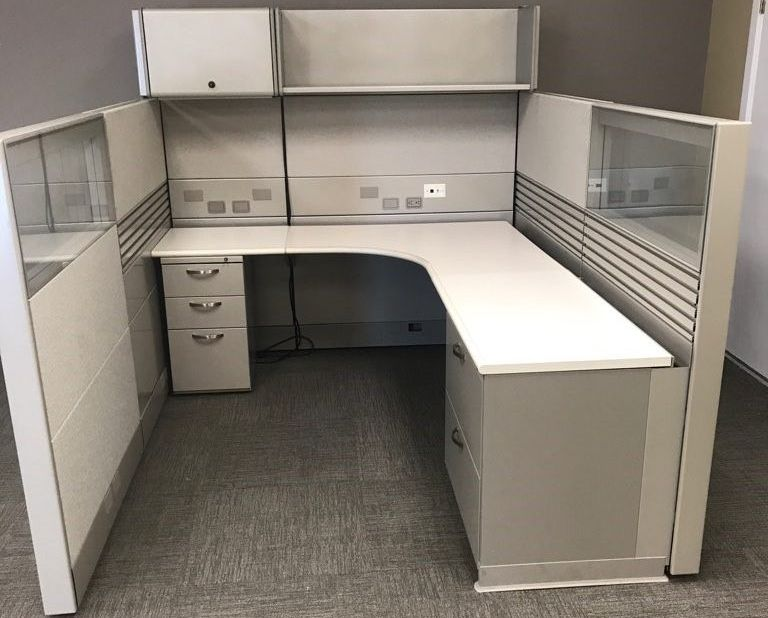 Give Your Office Cubicles A Stylish Makeover With Herman