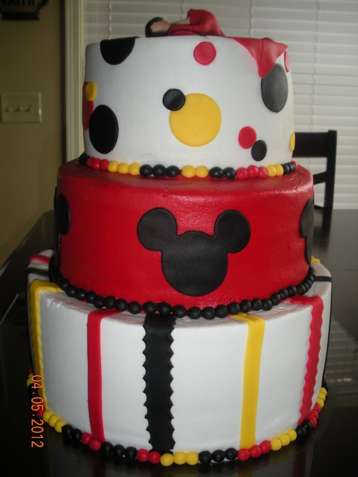 Baby Mickey Mouse Edible Cake Decorations Mickey Mouse Baby Shower Following His Lead Mickey Mouse Baby