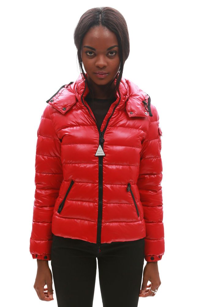 moncler bady in red
