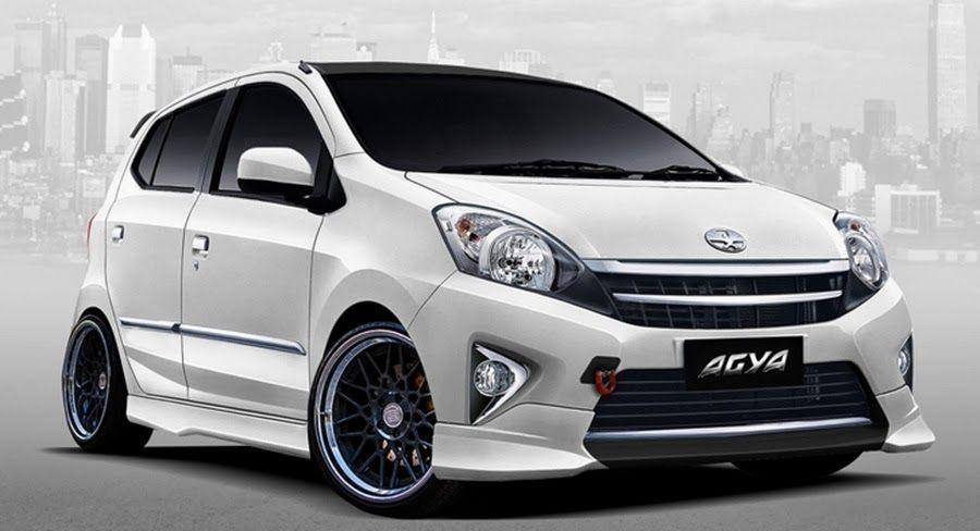 Foto Foto Toyota Agya Modification Dengan Gambar Mobil Bekas