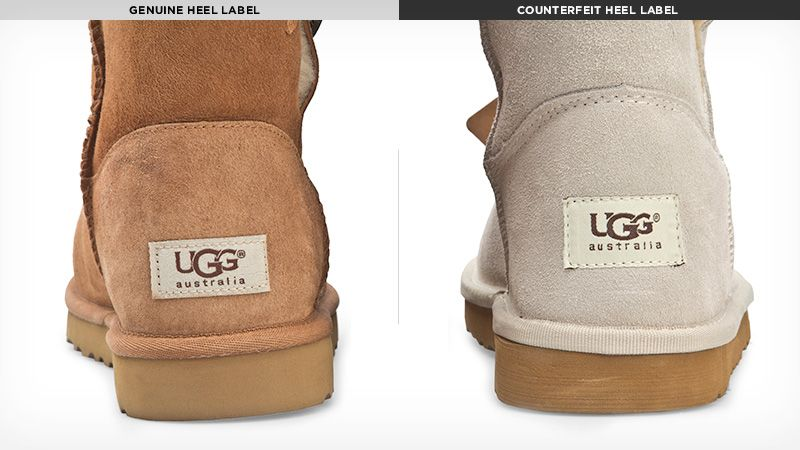 51871fa6352 Official UGG® Counterfeit Warning - Gallery | Shooes. | Ugg slippers ...