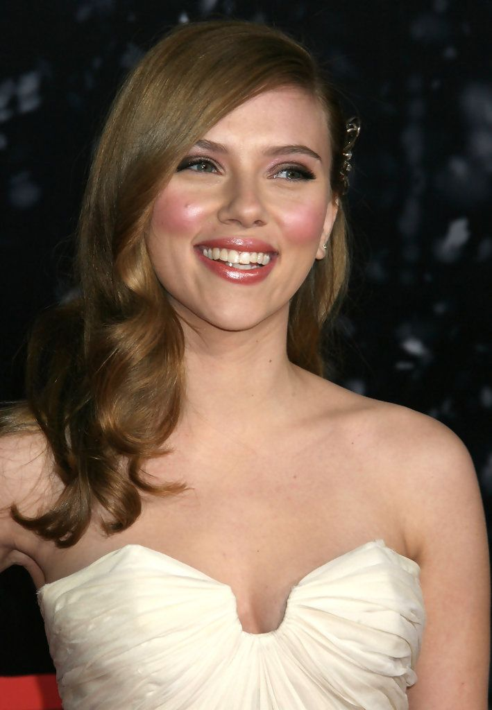 Scarlett Johansson Scarlett Johansson Coiffure, Fatale