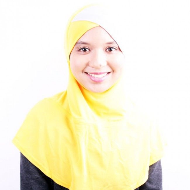 NANI Lycra Duotone Inner Tudung in Light Yellow,  Brand: NANI Product Code: NA10047ITLALY Availability: In Stock Order through Whatsapp/SMS: 019-292-5245 Expected delivery time (2-3 working days) RM30