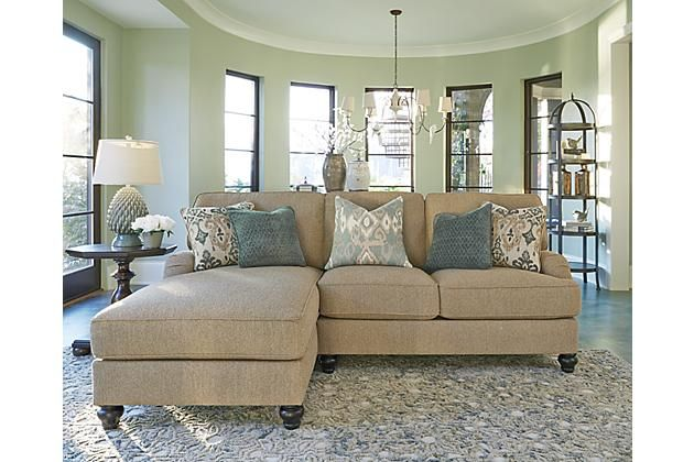 Sand Julesburg 2-Piece Sectional View 1  sc 1 st  Pinterest : grenada sectional ashley furniture - Sectionals, Sofas & Couches