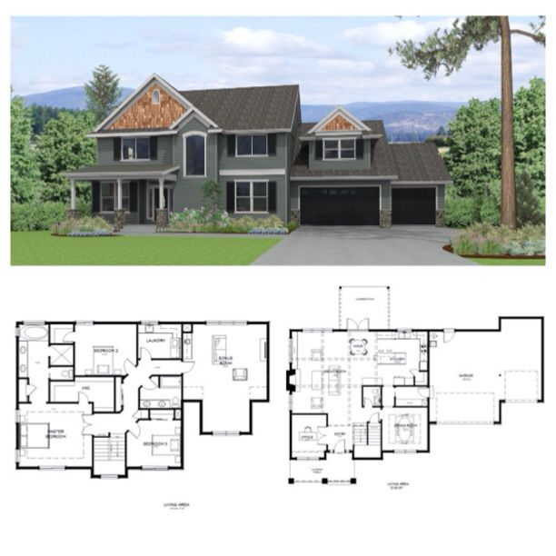 Custom built home plan by Stoneridge Homes Check out our