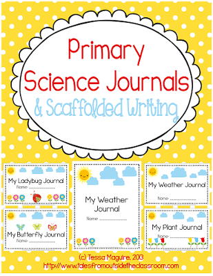 Science Journals and BOGO! - Tales from Outside the Classroom