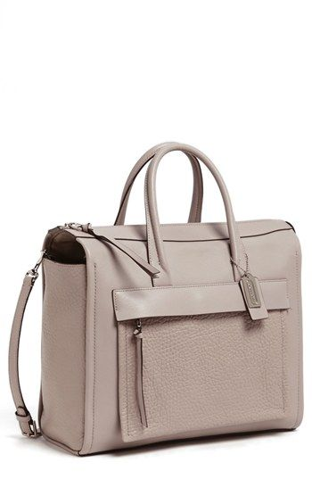 37ce0b1ffe Laptop bag for work. -J COACH  Bleecker - Carryall  Leather Tote available  at  Nordstrom